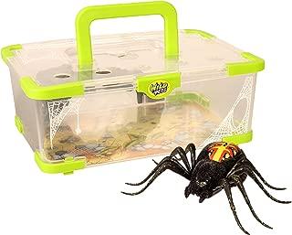 spider habitat playset