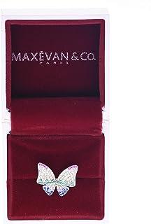 Silver MAXEVAN Ring 37499