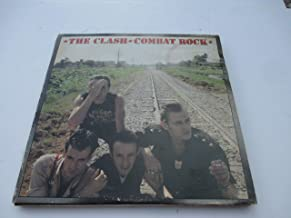 The Clash - Combat Rock - Lp Vinyl Record