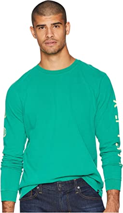 Heavy Cool Summer Long Sleeve Tee