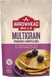 Best arrowhead mills multigrain pancake mix Reviews