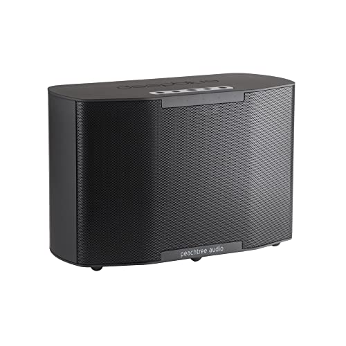 Peachtree Audio Deepblue2 High Performance Wireless Bluetooth Music System (Black)