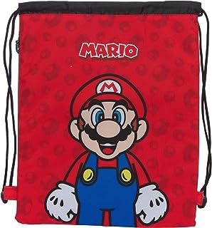 Mochila Coulesse con bolsillo Super Mario