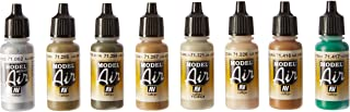 Vallejo 71152 Model Air Imperial Japanese Army (IJA) 8 Colour Acrylic Airbrush Paint Set