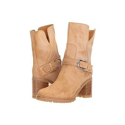 Right Bank Shoe Cotm Zap Boot (Beige) Women