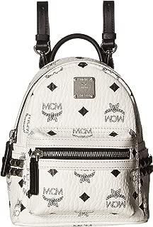 MCM Women's Stark Side Stud Mini Backpack