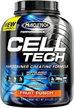 Cell-Tech Series de Rendimiento, Sabor Uva - 2700g Por MuscleTech