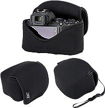 JJC Dedicated Neoprene Mirrorless Camera Pouch Case Bag...