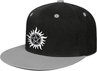 Unisex Baseball Caps Supernatural-Logo- Trucker Hat Adjustable Snapback Hats
