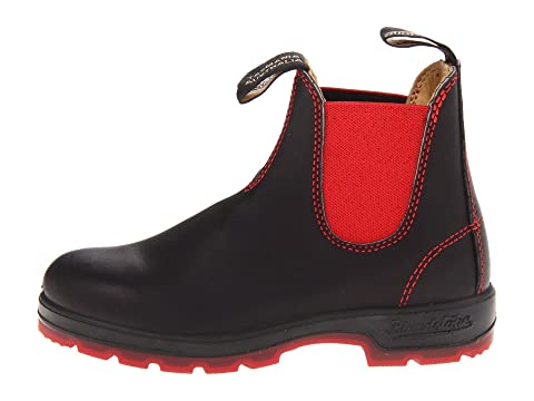 Blundstone BL1316 Black/Red Hard Wearing Manchester Online naOajyeCn6