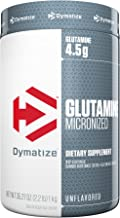 Dymatize Micronized Glutamine Powder 1Kg Estimated Price : £ 57,88