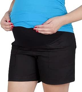 Mija Pantaloncini leggeri Premaman Perfetti per lEstate 9038