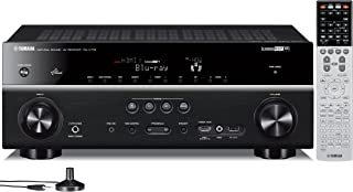 Yamaha RX-V775WA 7.2 Channel Network AV Receiver with AirPlay and WiFi Adapter (Discontinued by Manufacturer)