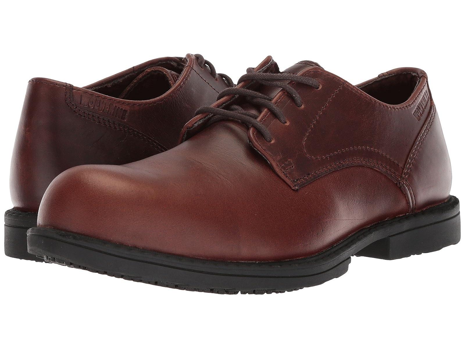 Wolverine Bedford Oxford Steel ToeAtmospheric grades have affordable shoes
