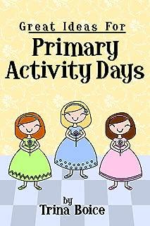 achievement day activity ideas