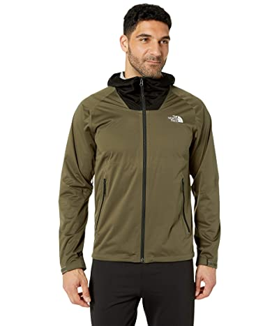 The North Face Allproof Stretch Jacket (New Taupe Green/TNF Black) Men