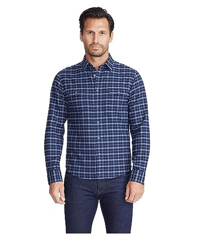 UNTUCKit Flannel Damali Shirt (Navy) Men