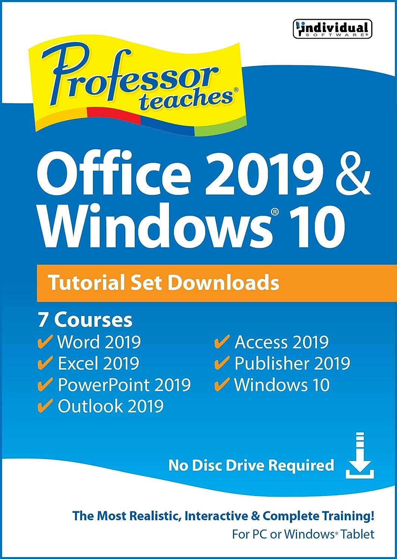 Professor Teaches Office 2019 Downloads Windows Set Indianapolis Mall Tutorial supreme