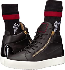 May London Sock Mid Top Sneaker