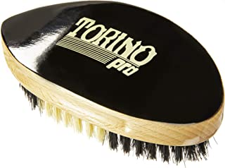 Torino Pro Wave Brushes By Brush King #45- Medium Curve Palm brush - Pointy to work the swirl or beehive - For 360 Waves