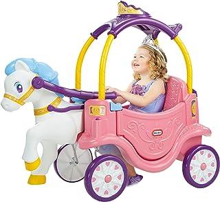 العربة والحصان للأميرة الصغيرة من ليتل تايكس