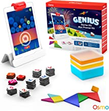 Osmo - Genius Starter Kit for iPad (NEW VERSION) - Ages...