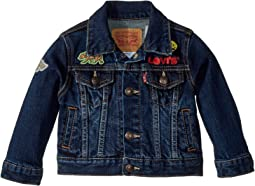 Levi's® Kids Denim Trucker Jacket (Infant)