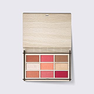 Max Touch Touch Wood Blusher & Highlighter Professional Palette MT-2509