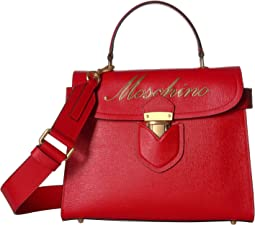 Red Saffiano