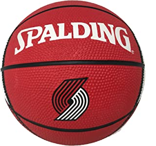 Game Master NBA Portland Trail Blazers Mini Basketball, 7-inches