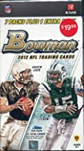 Bowman Football 2012 NFL Factory Sealed Blaster Box 8 Packs