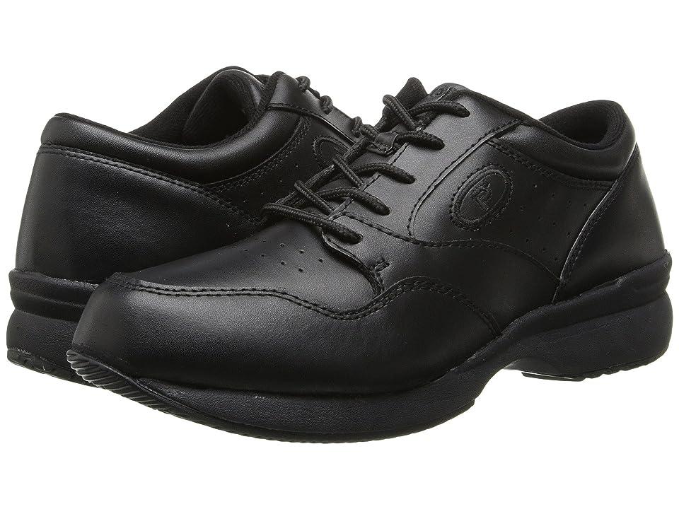 Propet Life Walker Medicare/HCPCS Code = A5500 Diabetic Shoe (Black) Men