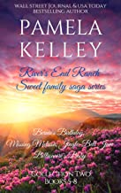 Pamela Kelley's River's End Ranch Boxed Set 5-8 (Pamela Kelley's River's End Ranch Boxed Sets Book 2)