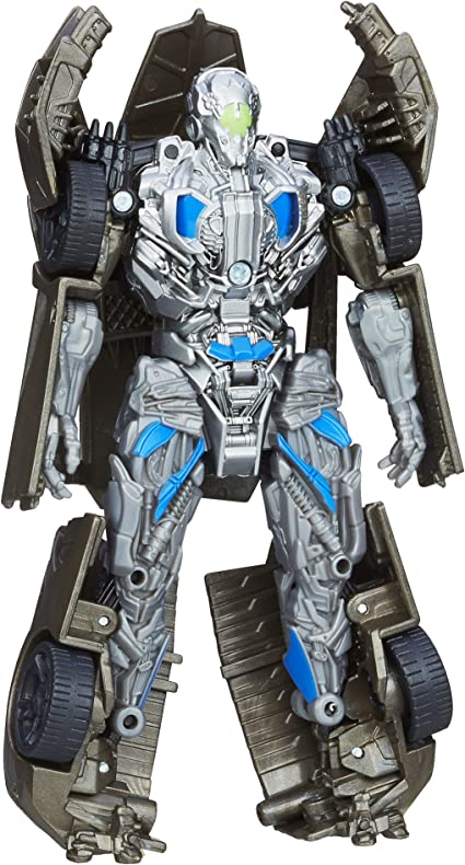 Amazon Com Transformers Age Of Extinction Lockdown One Step Changer Toys Games