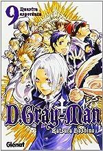 D.Gray-Man 9 (Shonen Manga) (Spanish Edition)