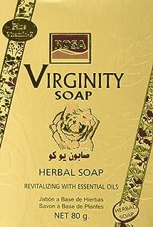 Rosa Virginity Soap Bar Feminine Tighten with gift box (1)