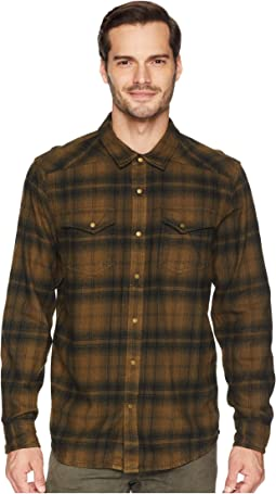 Horizon Long Sleeve Flannel Shirt