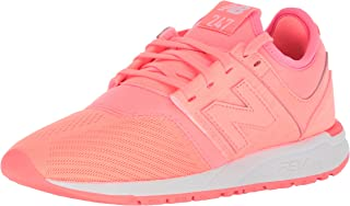 New Balance Womens WRL247SW Wrl247sw Orange Size:
