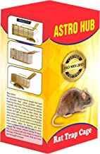 THE ASTRO HUB - Rat Traps for Home/Rat Traps for Home Big Size/Rat Trap Catcher/Rat Traps cage/Rat Trap cage Big