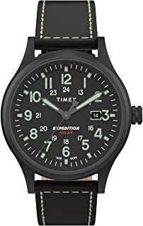 Timex Men's Expedition Scout Solar-Powered 40mm Watch