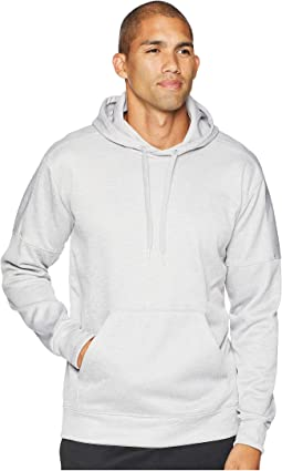 1ce6fe723767 Adidas ultimate fleece pullover hoodie collegiate navy solid grey ...