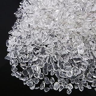 水晶 さざれ石 500g 高透明度 AAAAAグレード 水晶 原石 パワーストーン ブレスレット お部屋 洗浄 清浄 浄化 天然石 さざれ 販売 amo0102-500