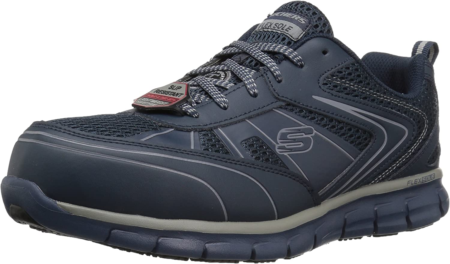 Skechers Men's Synergy Fosston Work schuhe