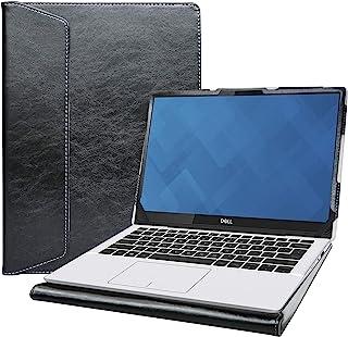 Alapmk 保護ケースカバー 13.3インチ Dell Inspiron 13 5390 ノートパソコン用 ブラック TMJ0249-1