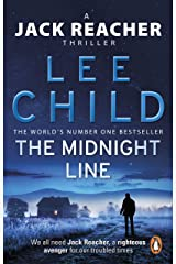 The Midnight Line: (Jack Reacher 22) Kindle Edition