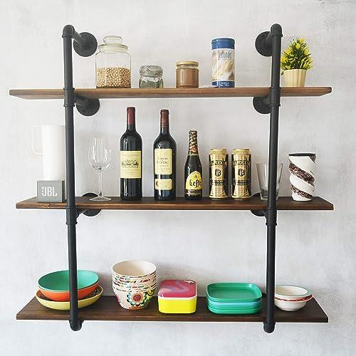 Floating Kitchen Shelves Amazon Com