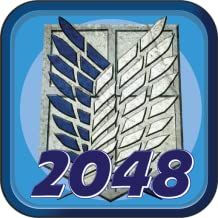 Attack on Titan Game Free - 2048 for kindle 1010