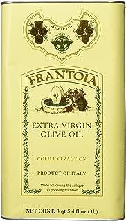 Frantoia Italian Extra Virgin Olive Oil, 3 Liter; Barbera