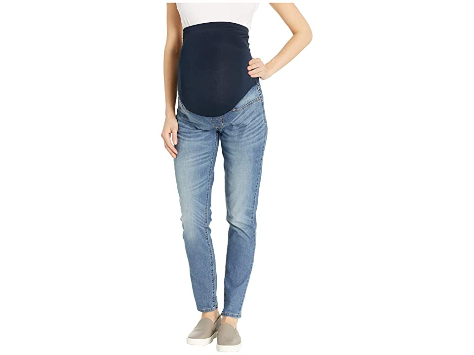 1eb830485c1e5 Gold Label Maternity Skinny Jeans (Blue Ice)
