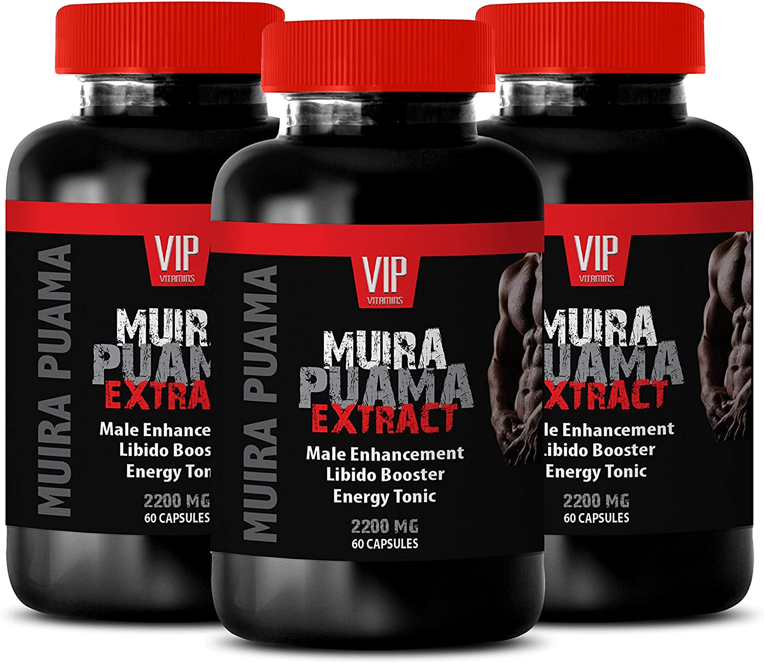 Energy 当店限定販売 Supplements for Men with Fatigue - PUAMA オーバーのアイテム取扱☆ Male Enh Muira